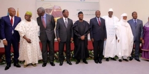 Vice Pres. Osinbajo, Obasanjo, Tony Elumelu At West African Energy Leaders Summit [See Photos]
